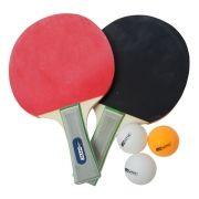 Raquetes e Bolas para Tênis de Mesa Nautika