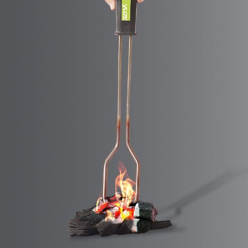 Acendedor Elétrico para Churrasqueira Yuze 127 Volts