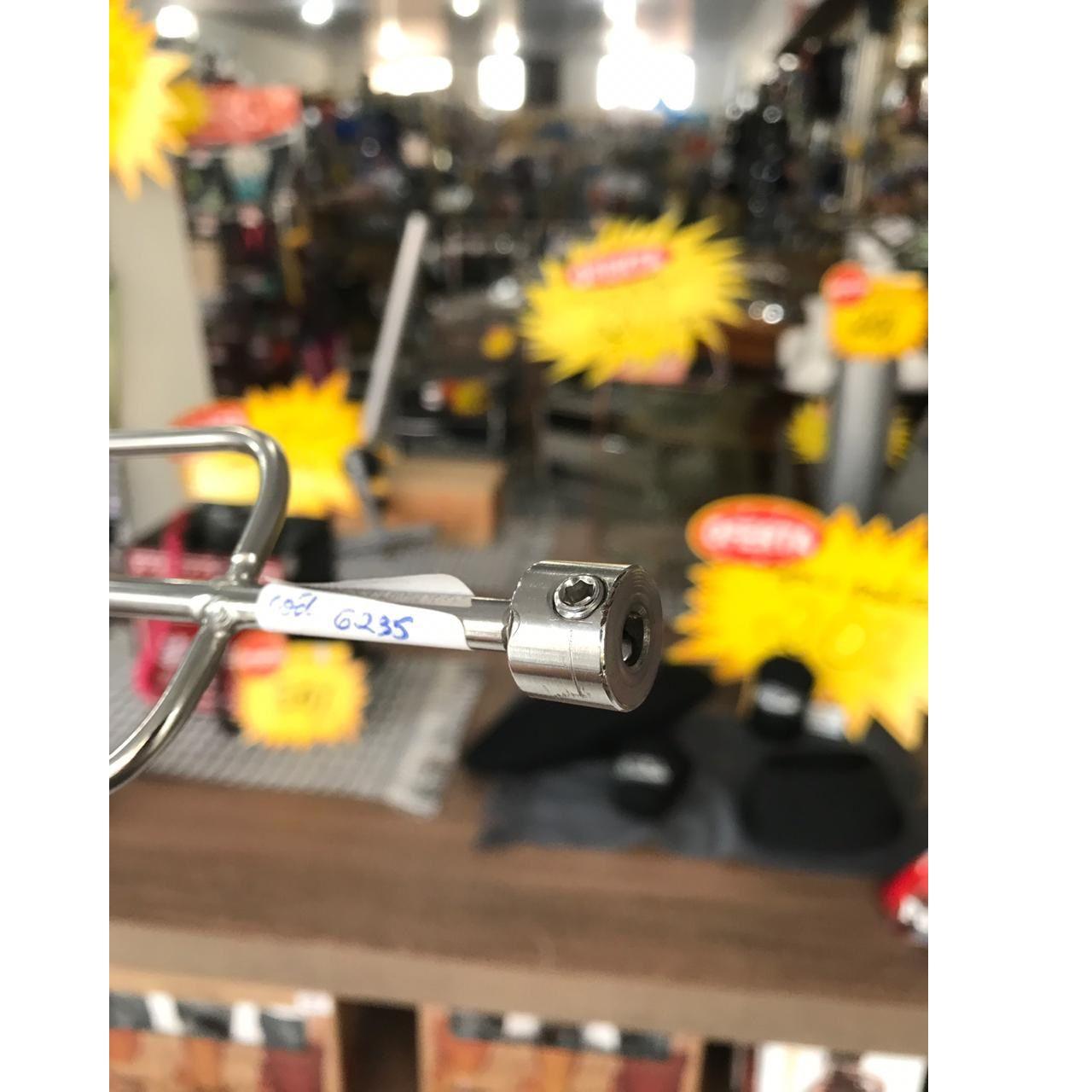 Acessório Tridente para Espeto Flex Maxx Diamond Aço Inox 58cm