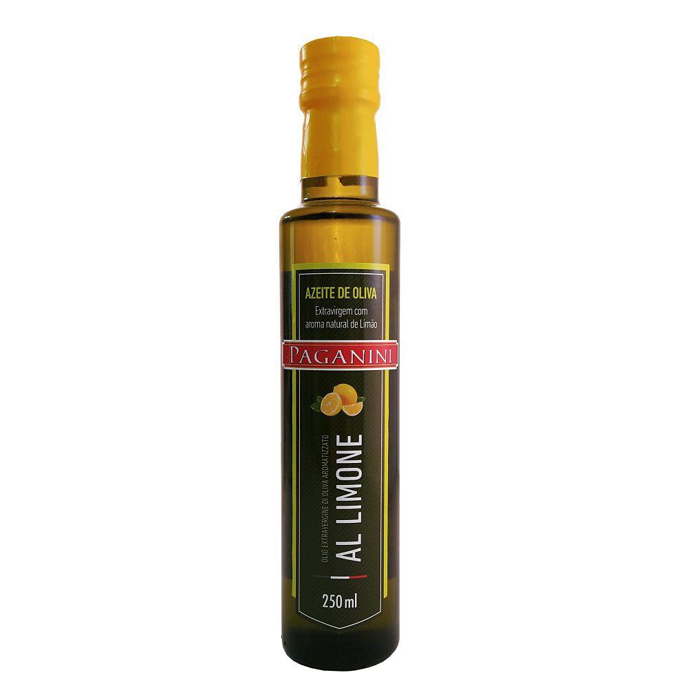 Azeite de Oliva Paganini Extra Virgem Al Limone 250ml