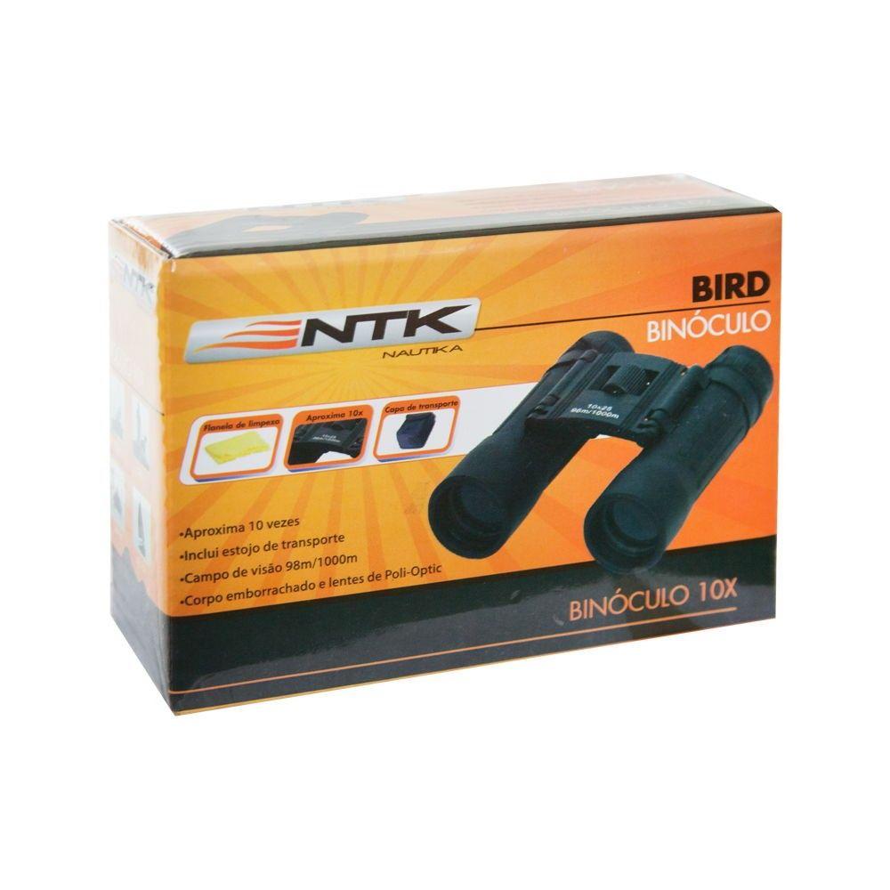 Binóculo Bird 10 x 26mm Nautika