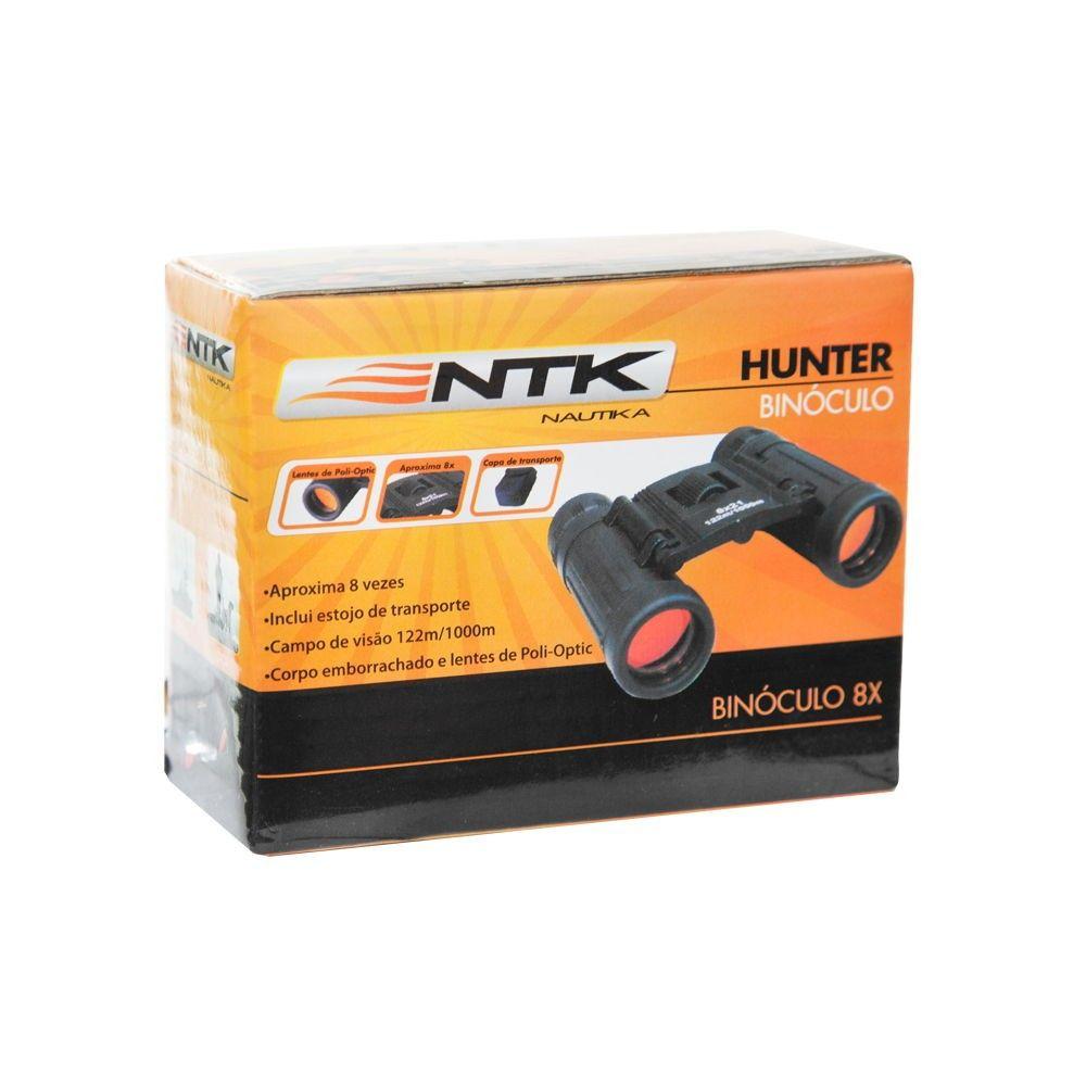 Binóculo Hunter 8 x 21mm Nautika