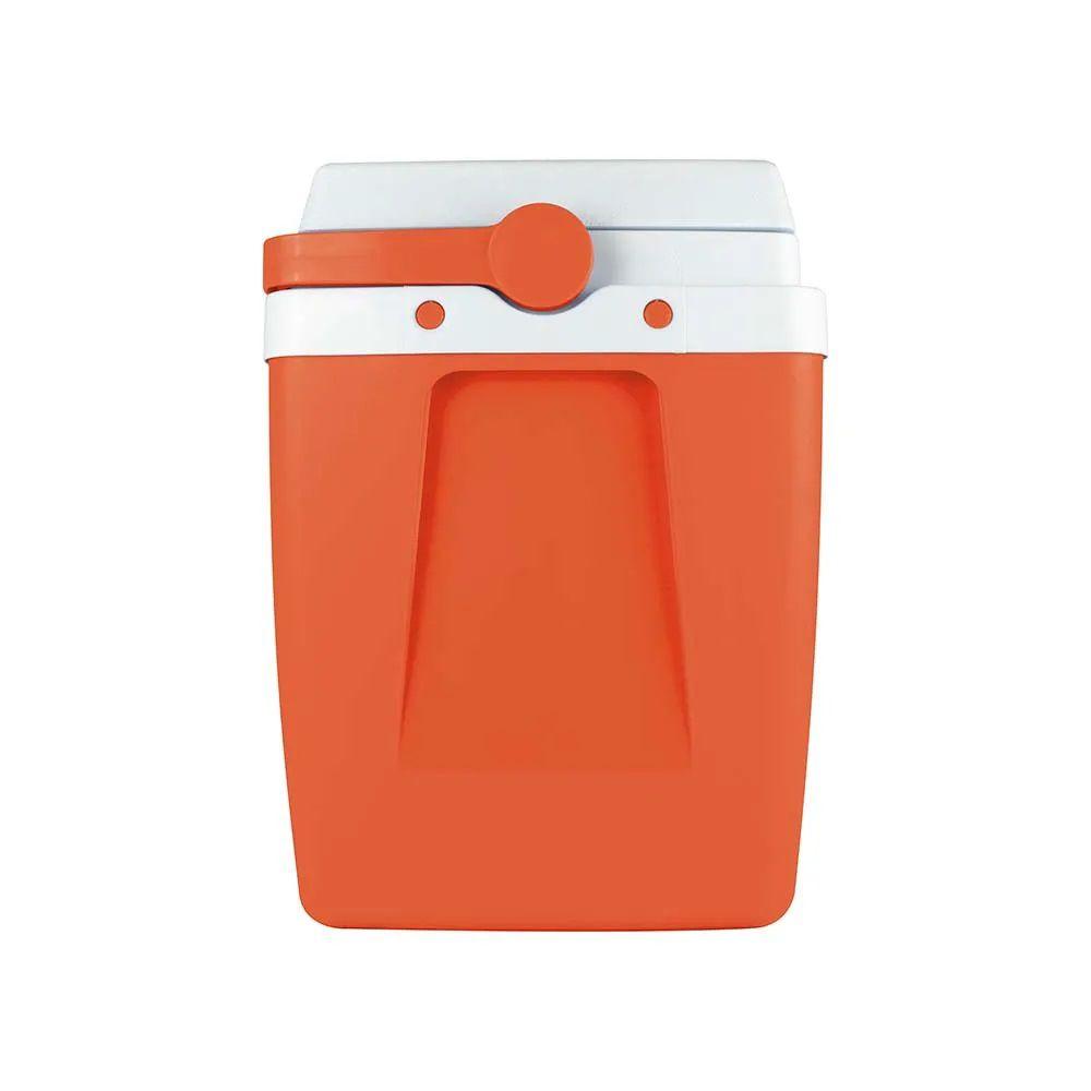 Caixa Térmica Mor Laranja 34 litros