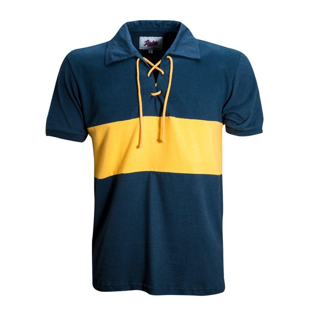 Camisa Retrô Boca Juniors 1935