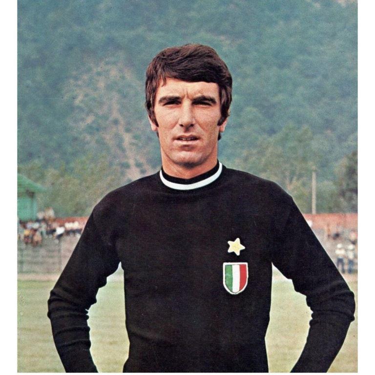 Camisa Retrô Juventus Goleiro Dino Zoff 1973
