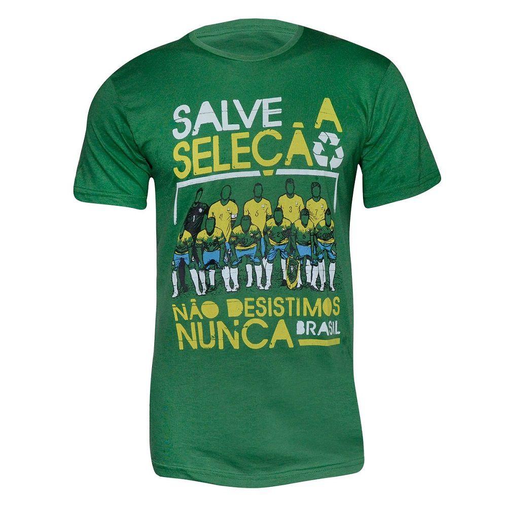 Camisa Salve a Seleção