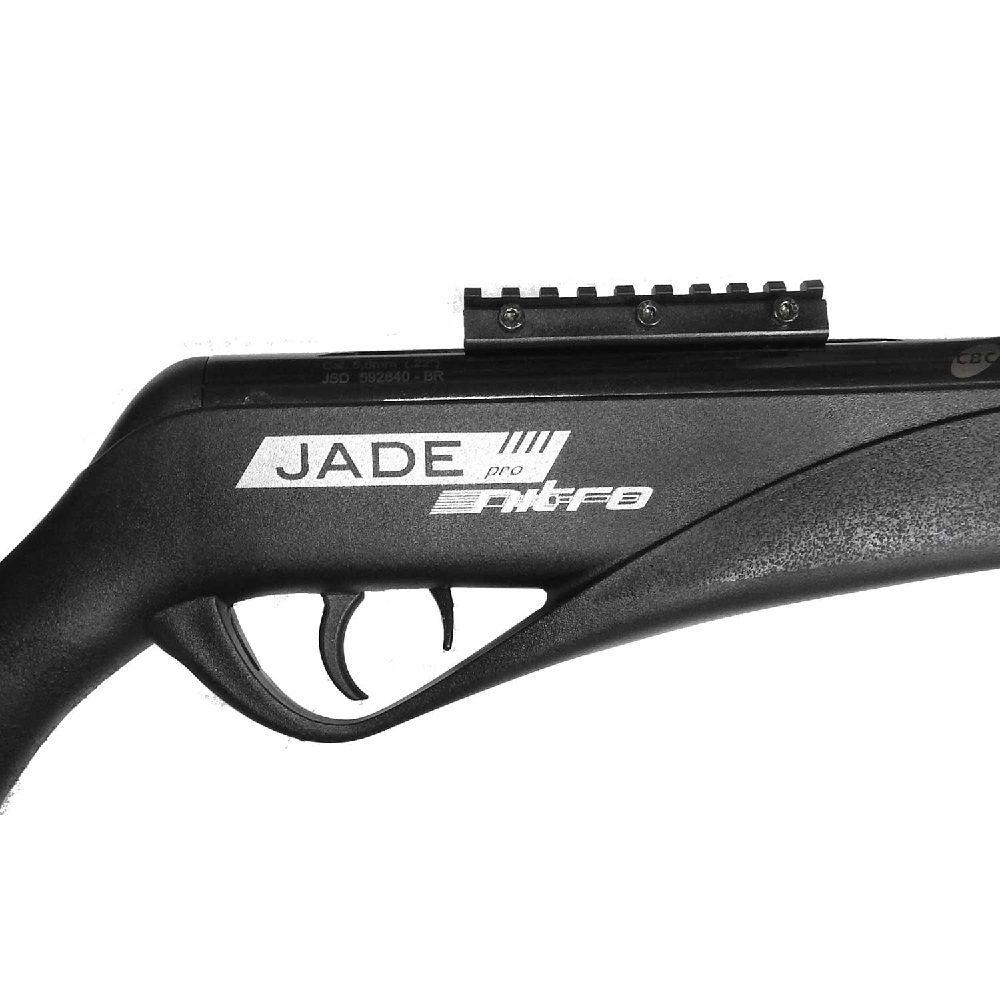 Carabina de Pressão CBC Jade Pro Nitro 5.5mm Gás Ram