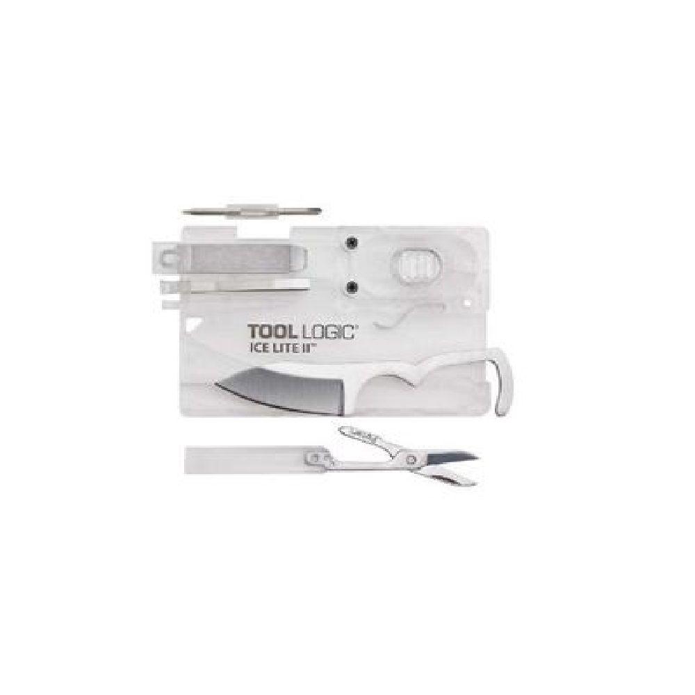Cartão de Sobrevivência Tool Logic Ice Lite II