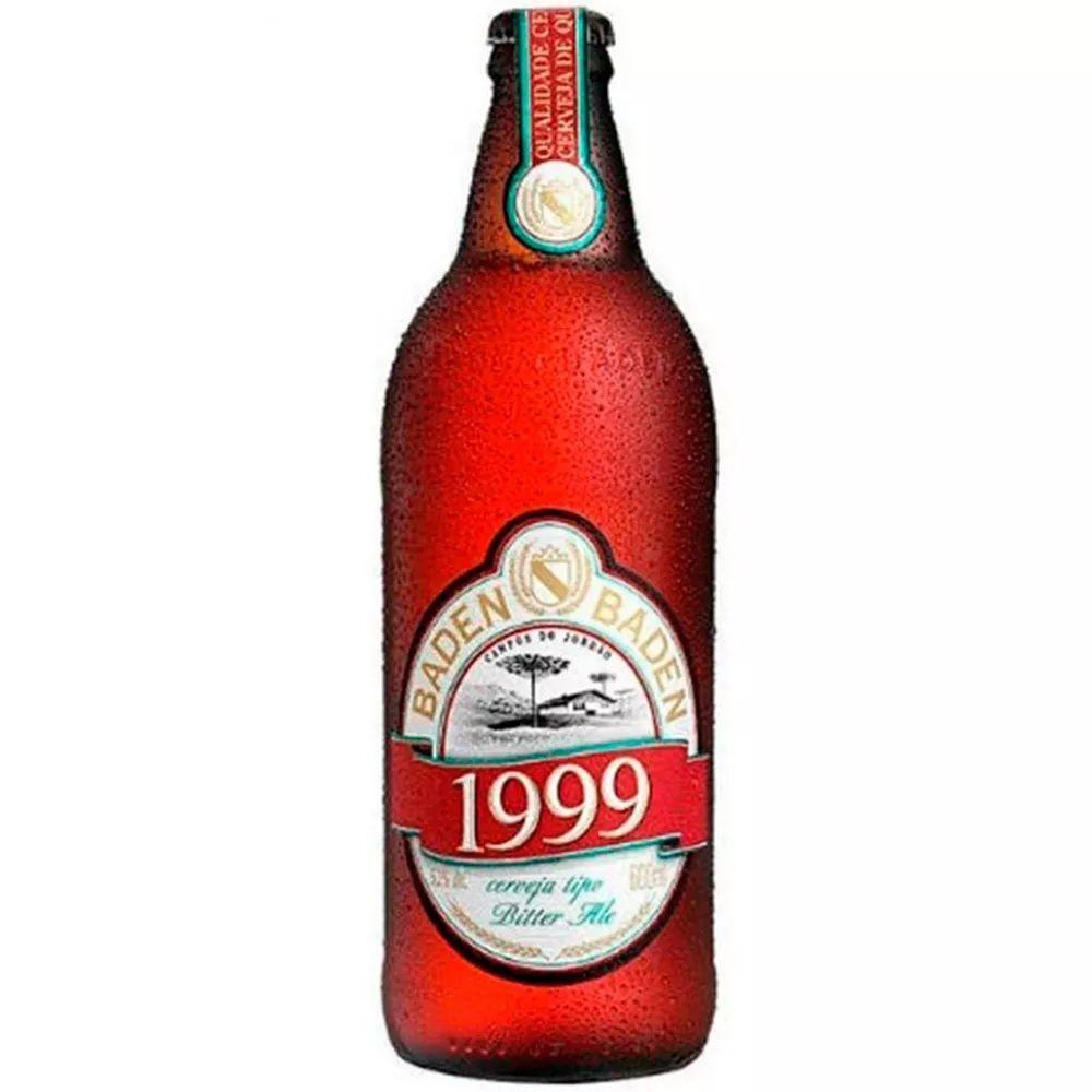 Cerveja Baden Baden 1999 600ml