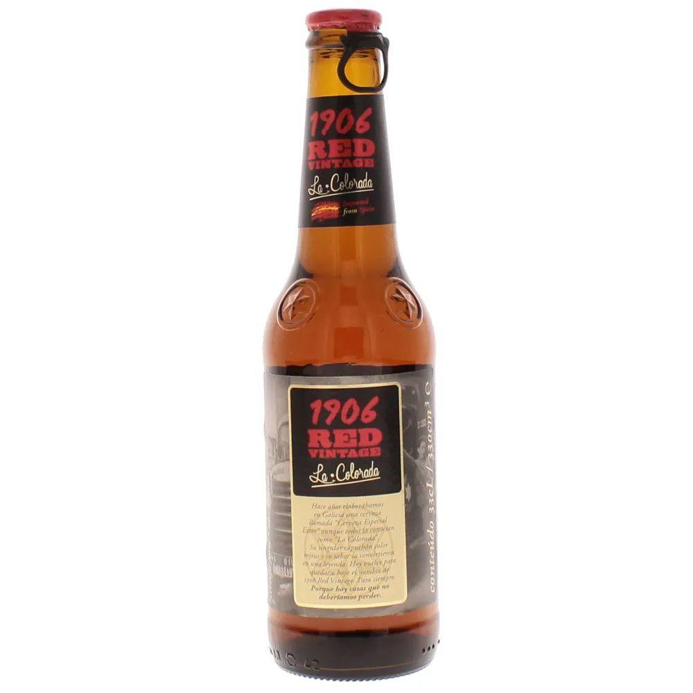 Cerveja Strella Galicia La Colorado Red Vintage 1906 330ml