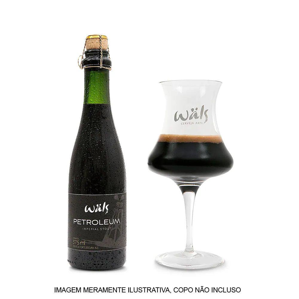 Cerveja Wals Petroleum Imperial Stout 375ml