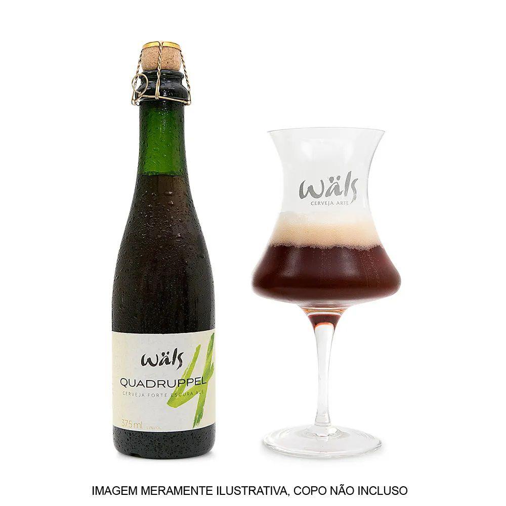 Cerveja Wals Quadruppel IForte Escura Ale 375ml