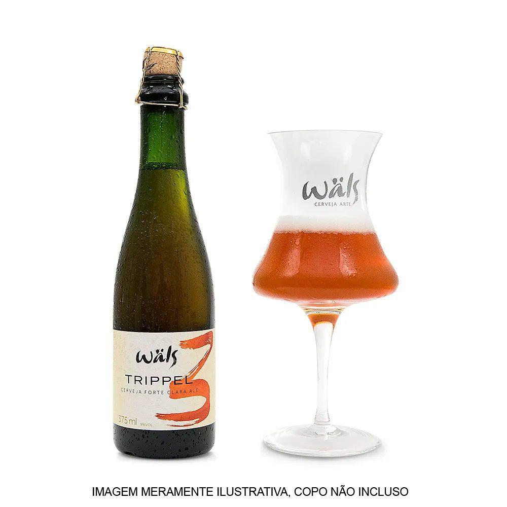 Cerveja Wals Trippel Forte Clara Ale 375ml