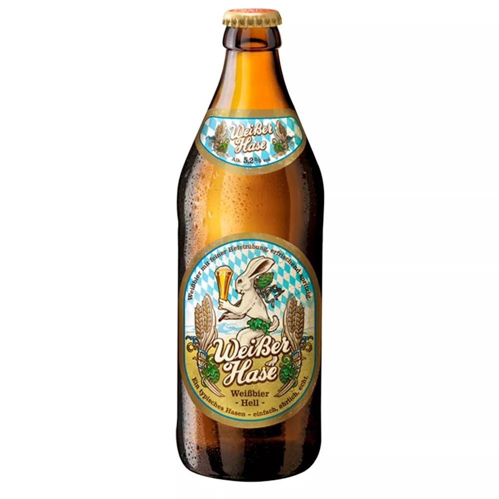 Cerveja Weiber Hase Hasen-Bräu 500ml