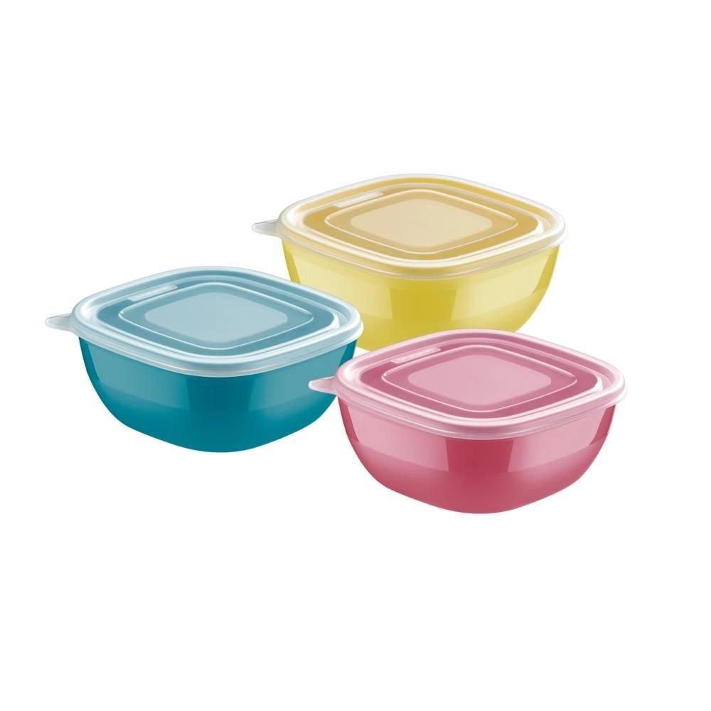 Conjunto de Potes Mix Color Tramontina