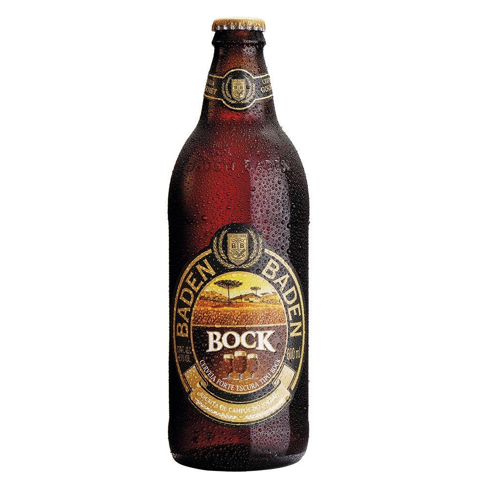Cerveja Baden Baden Bock 600ml