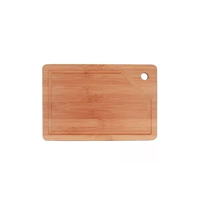 Tabua de Corte Bamboo 30 cm x 20 cm  Mor