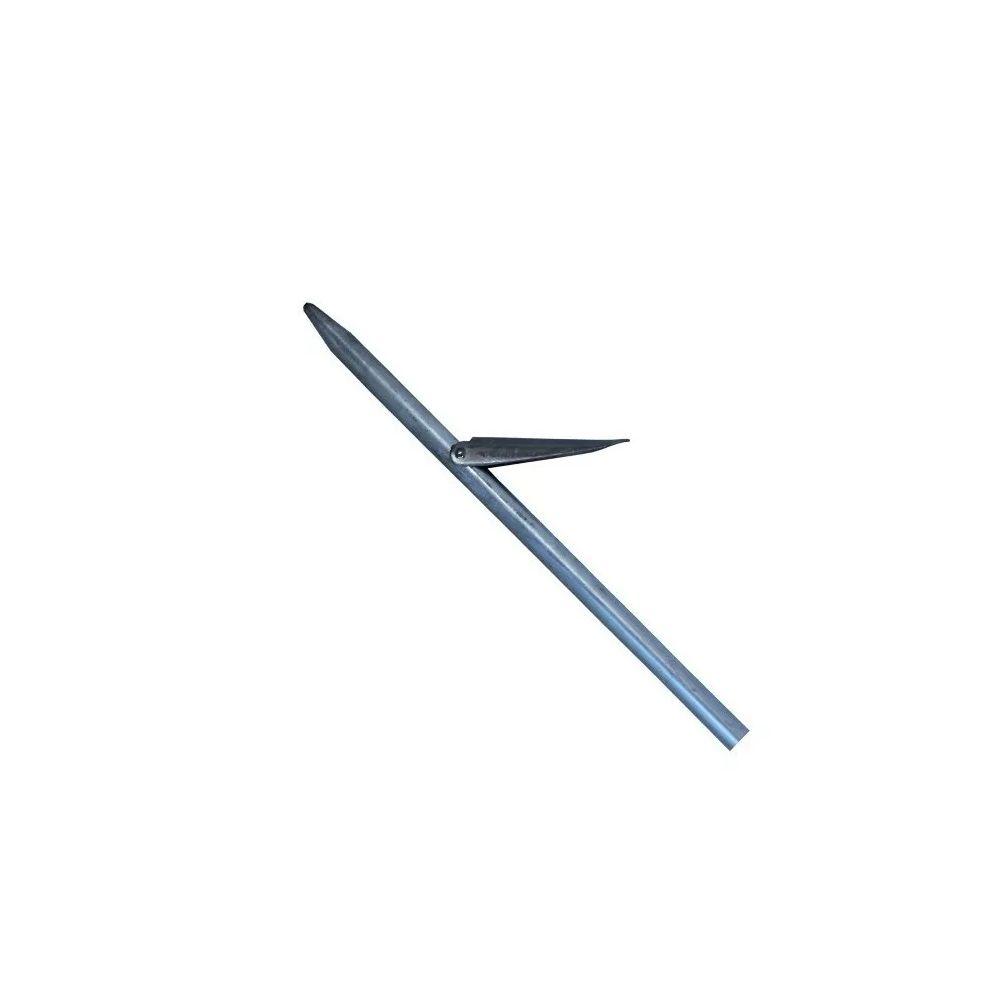 Flecha para Arpão Arbalete Divecom Aço Galvanizado 108cm