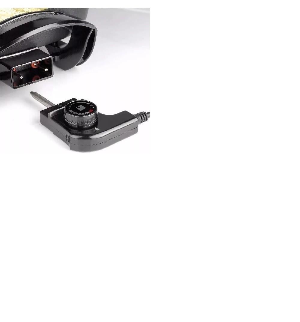 Grill Panela Elétrica 1250w Cadence Multifuncional Antiaderente