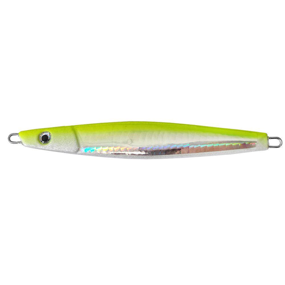 Isca Artificial Jig Dragon Albatroz Fishing Yellow