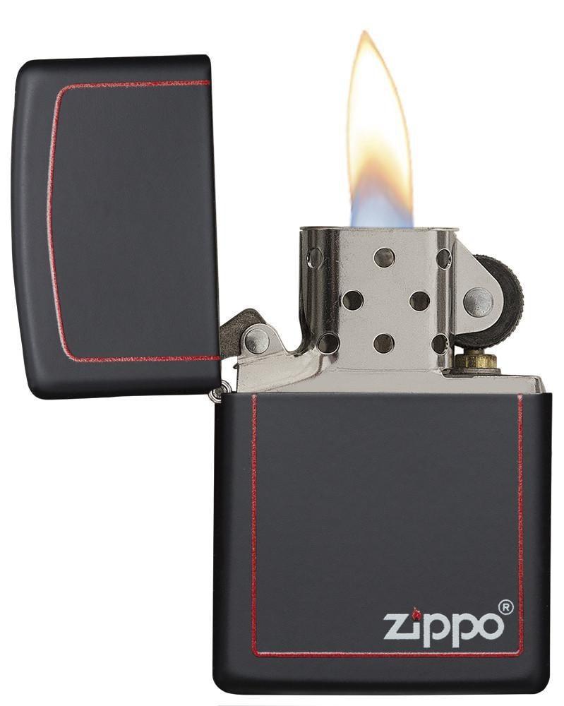 Isqueiro Zippo Black Original 218ZB