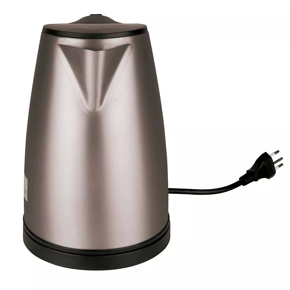 Jarra elétrica Inox 127V 1,7L Calore