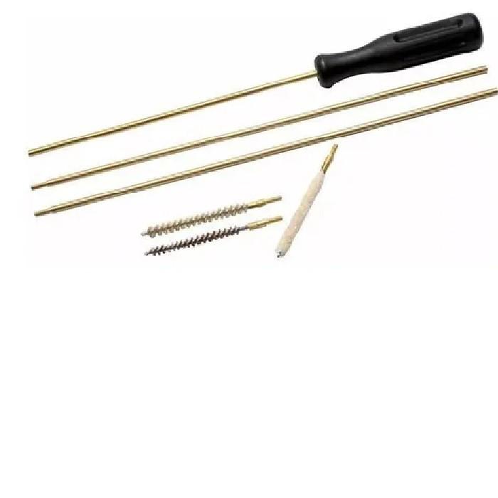 Kit De Limpeza para Carabina de Pressao Cal. 6.0 mm CBC