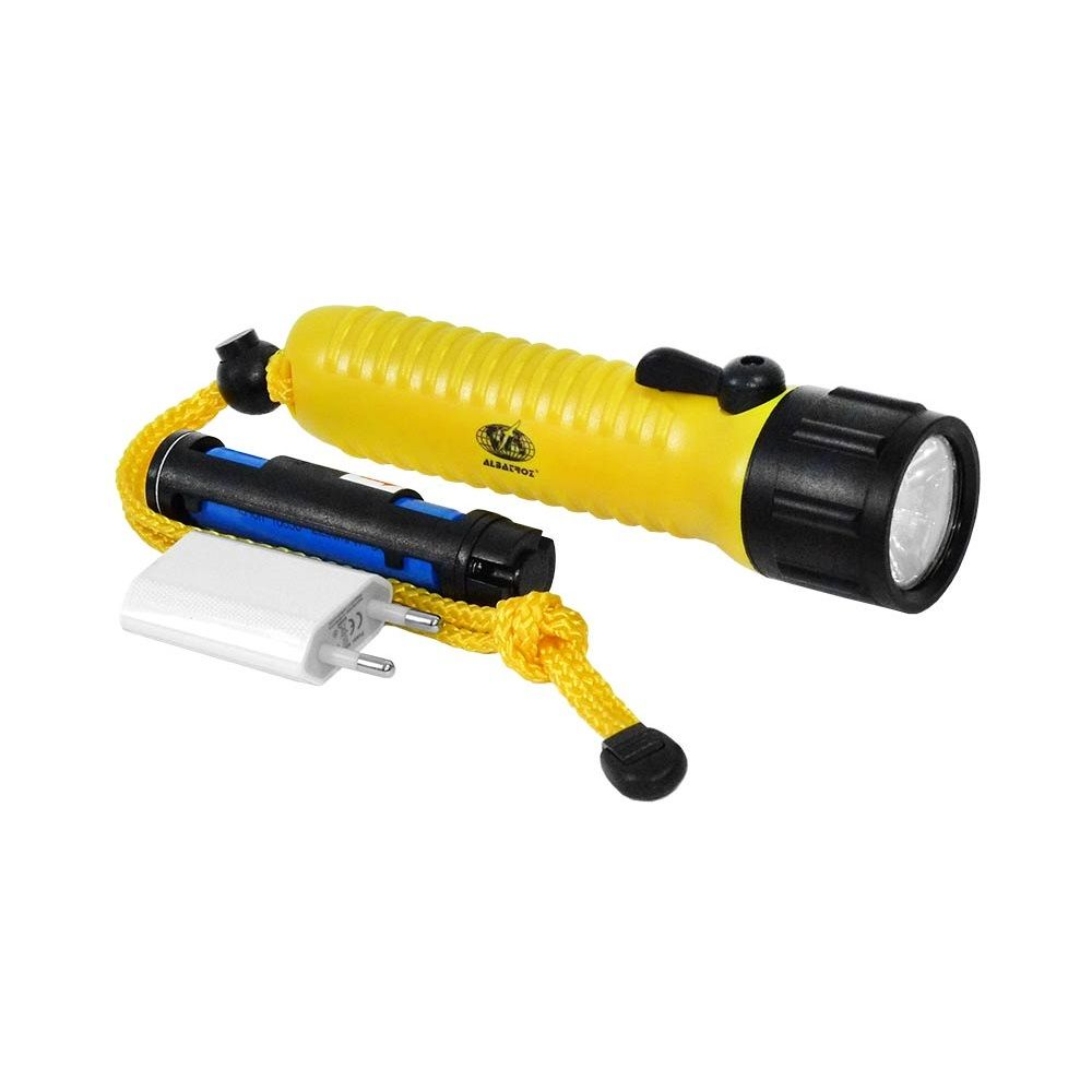Lanterna de mergulho SQD 32 Albatroz
