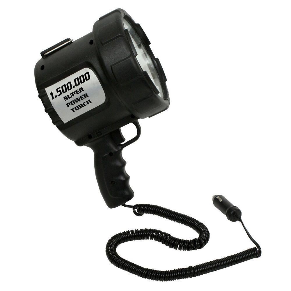 Lanterna Tocha Tática NTK 12 Volts