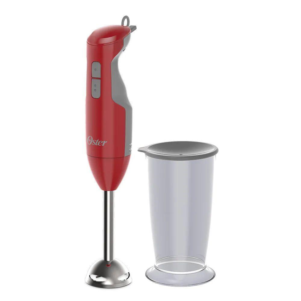 Mixer Oster Vermelho Turbo 127v