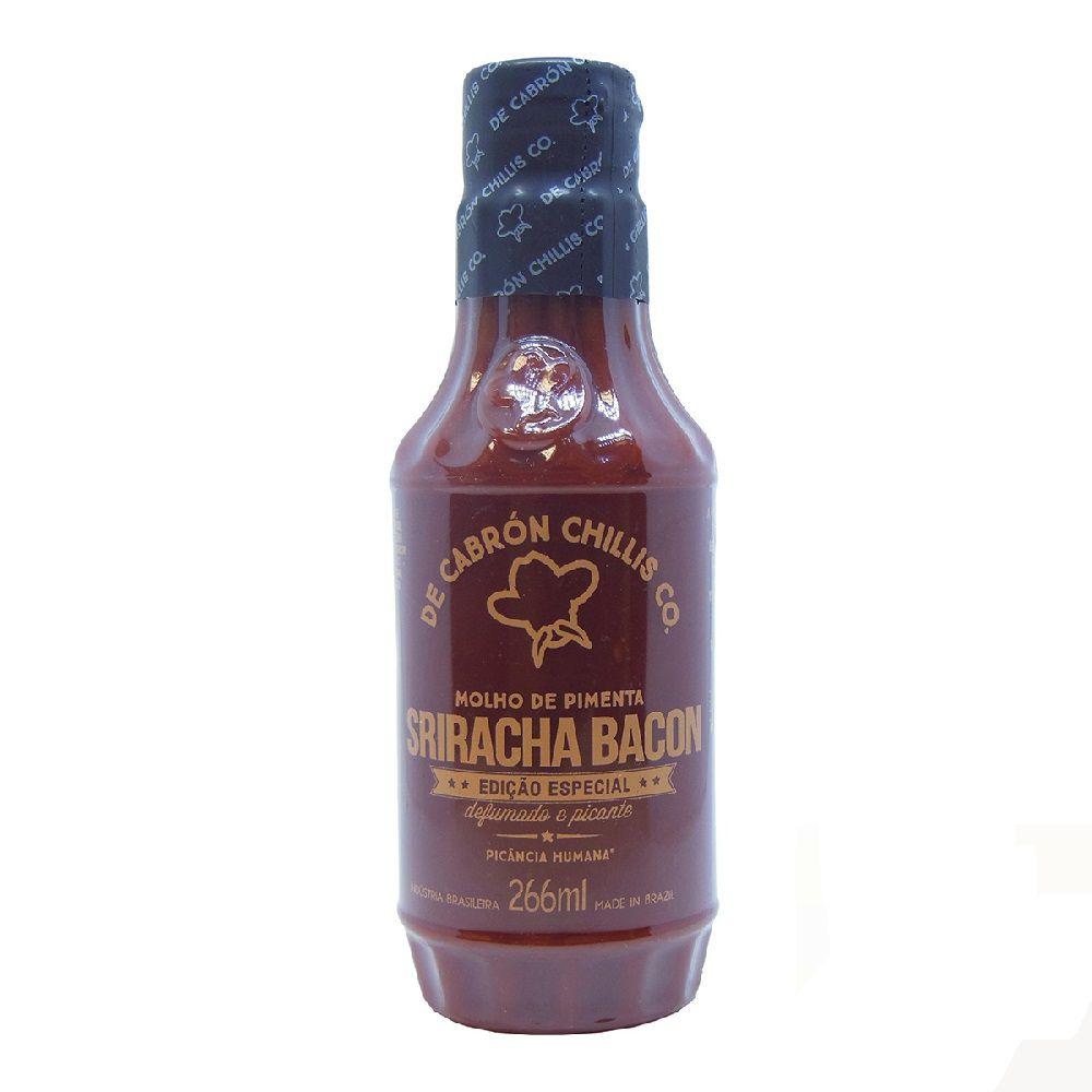 Molho de Pimenta De Cabrón Sriracha Bacon