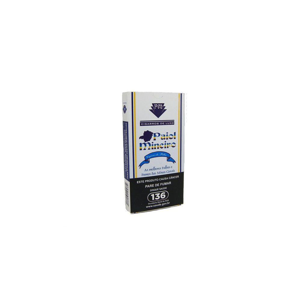 Palheiro Paiol Mineiro Cigarro de Luxo