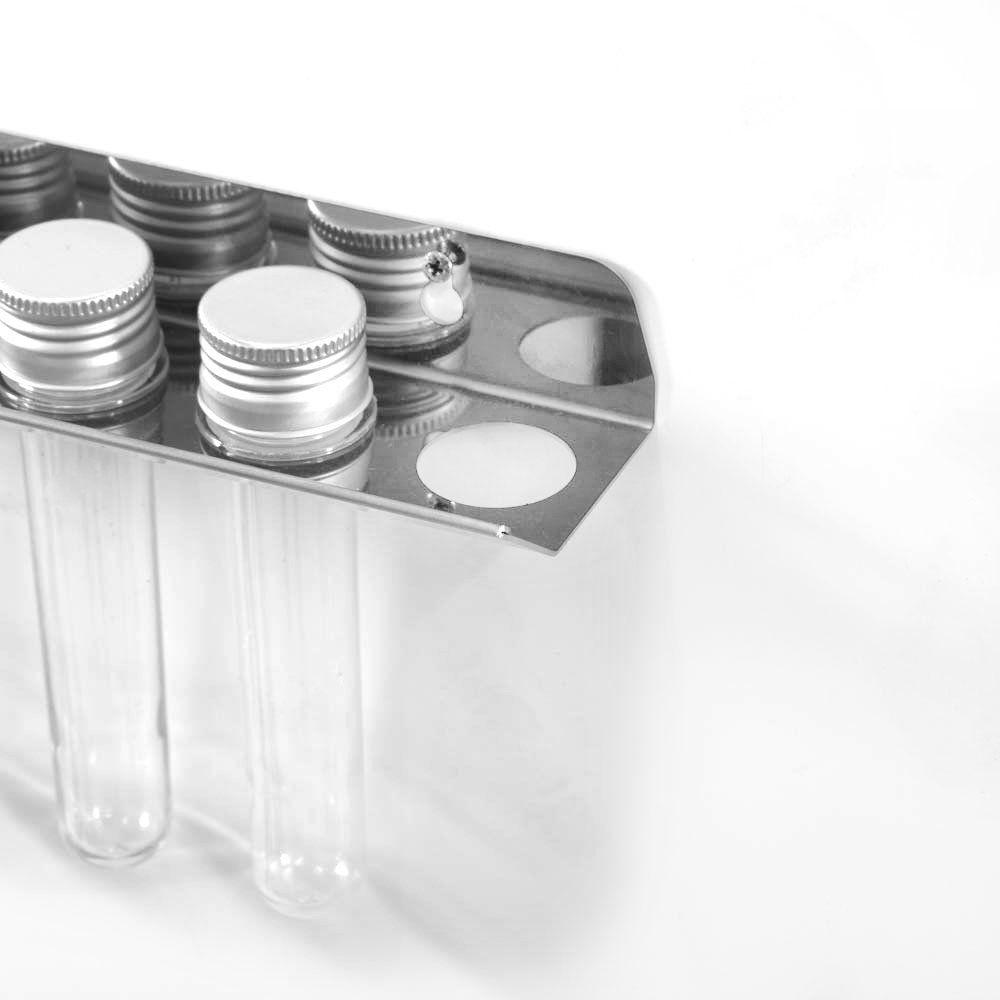 Porta Tempero de Parede Maxx Diamond 5 Tubos