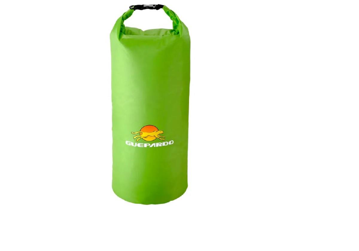 Saco Estanque Keep Dry 20 Litros Verde - Guepardo