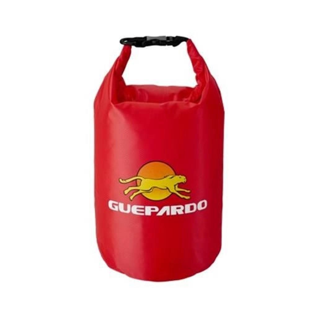 Saco Estanque  Keep Dry 5 Litros Vermelho - Guepardo
