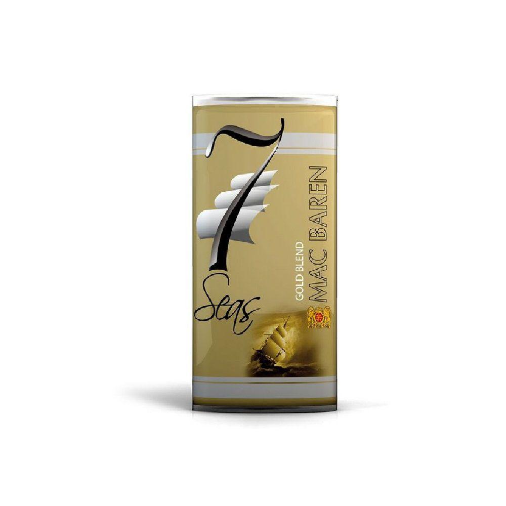 Tabaco Fumo para Cachimbo 7 Seas Gold Blend 40g