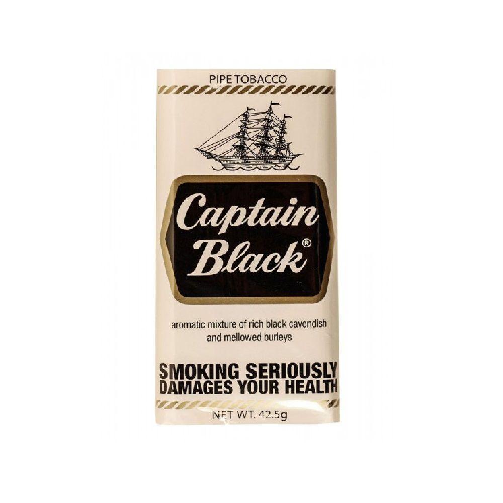 Tabaco Fumo para Cachimbo Captain Black 42.5g