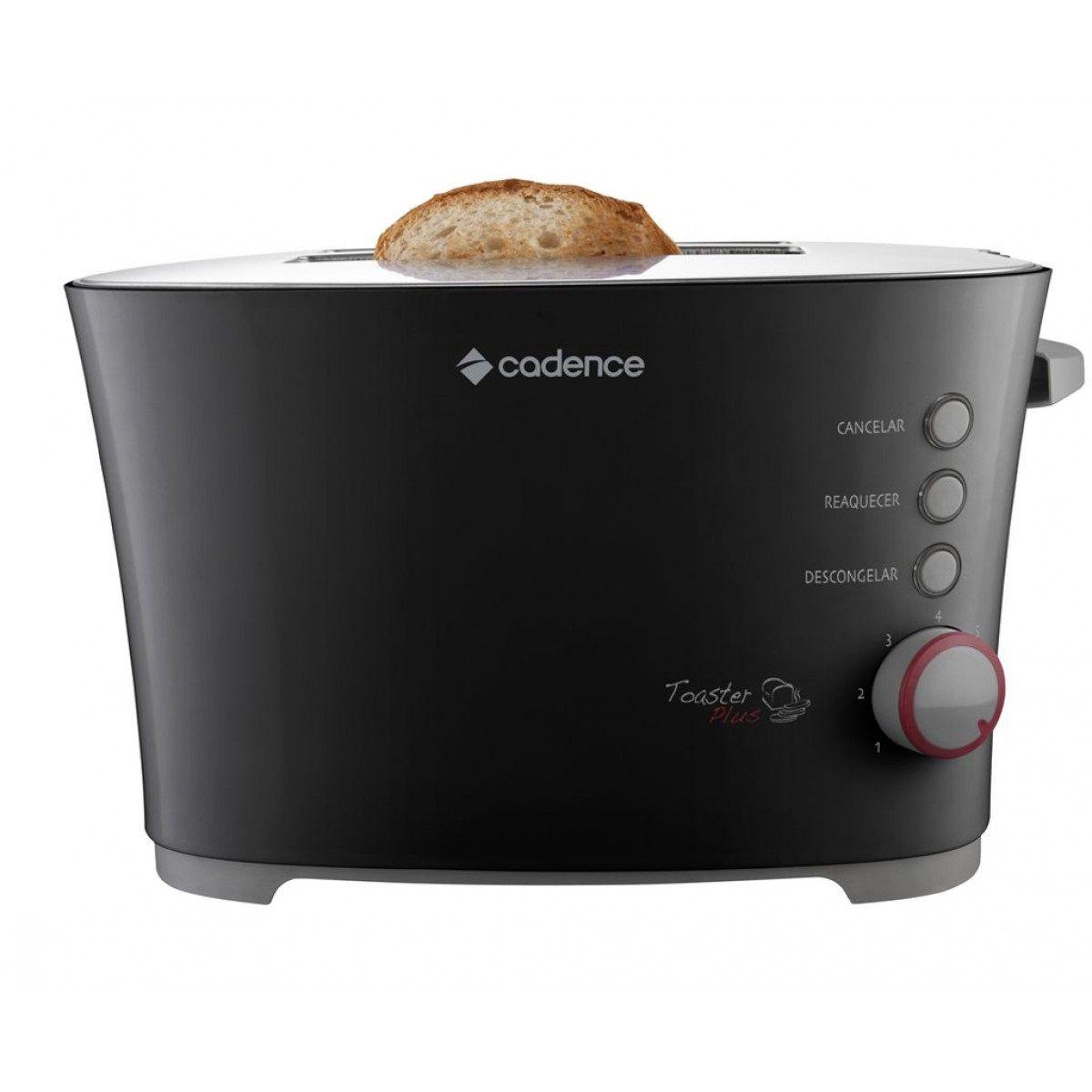 Torradeira Toaster Plus 127v  Cadence