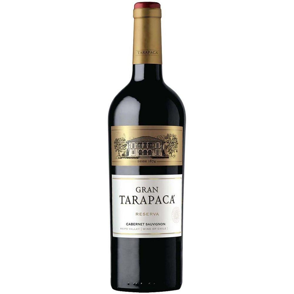 Vinho Tinto Gran Tarapacá Cabernet Sauvignon 2015 750ml