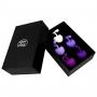 Bolinhas de Pompoar Cherry Balls - Adão & Eva