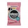 Preservativo Chiclete com 3 unidades - Prudence