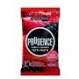 Preservativo Tutti-Frutti com 3 unidades - Prudence