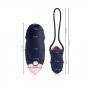 Vibrador e Estimulador Recarregável 3 em 1 Sensevibe Diamond - A Sós
