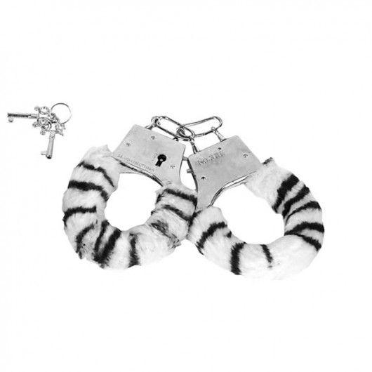 Algemas de Pelúcia Zebra