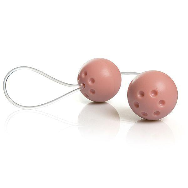 Ben-Wa com 02 Bolas Rosa Bebê - A Sós
