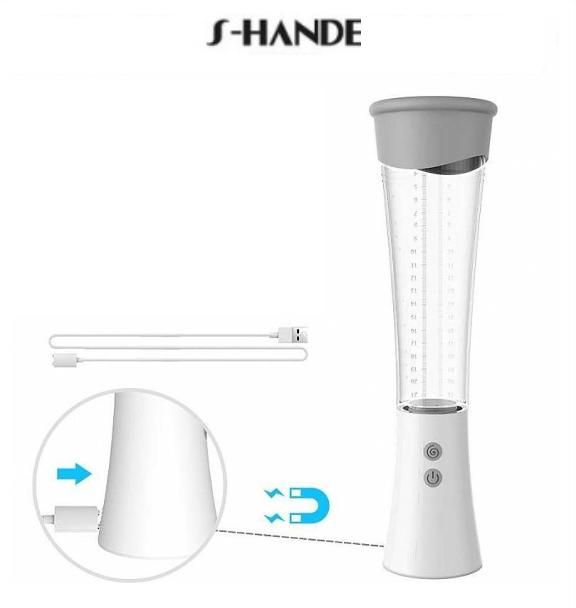 Bomba Elétrica Peniana Max - S-Hande