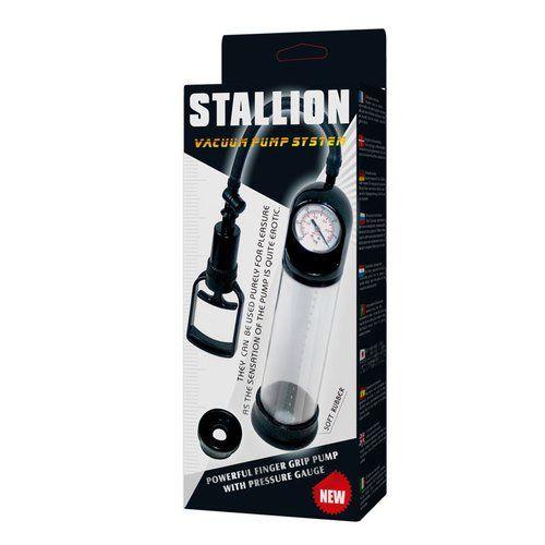 Bomba Peniana  Stallion Vacuum Pump System