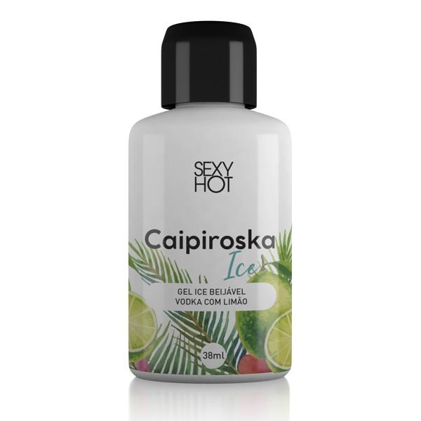 Calda Ice Beijável Sabor Caipiroska  - Sexy Hot