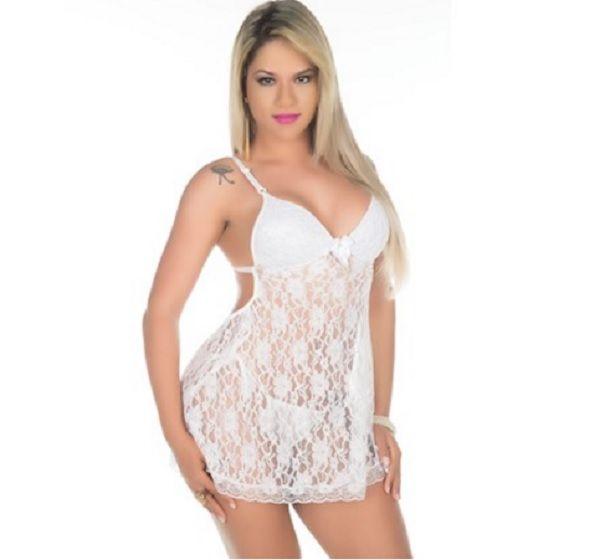 Camisola Branca Jéssica
