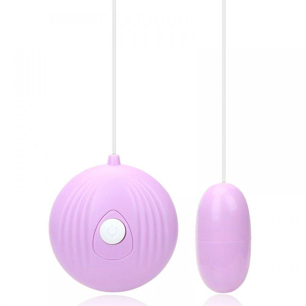 Cápsula Vibratória EGG com 7 modos de Vibração - Lilás